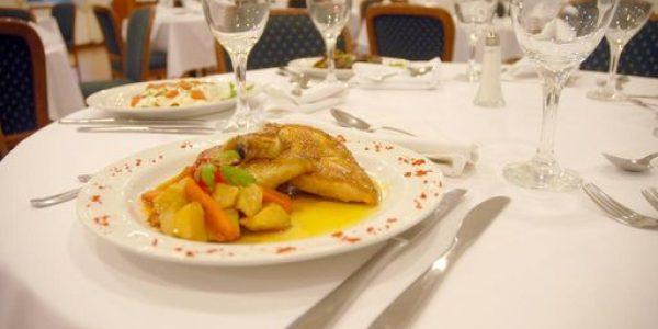 Restaurante Los Naranjos Resort y Spa-Termal