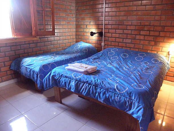 Habitacion Matrimonial Hotel Cassino Guaviyu